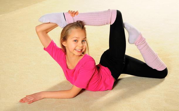 фото акробатика для детей