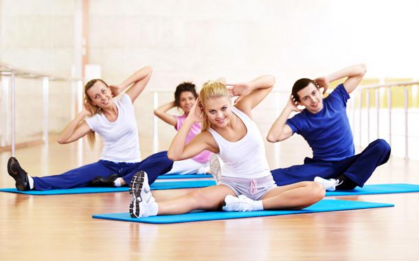 Фитнес услуги